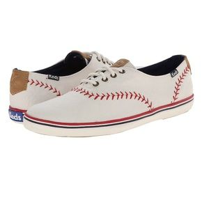 Keds Champion Pennant Baseball Stitch Sneakers